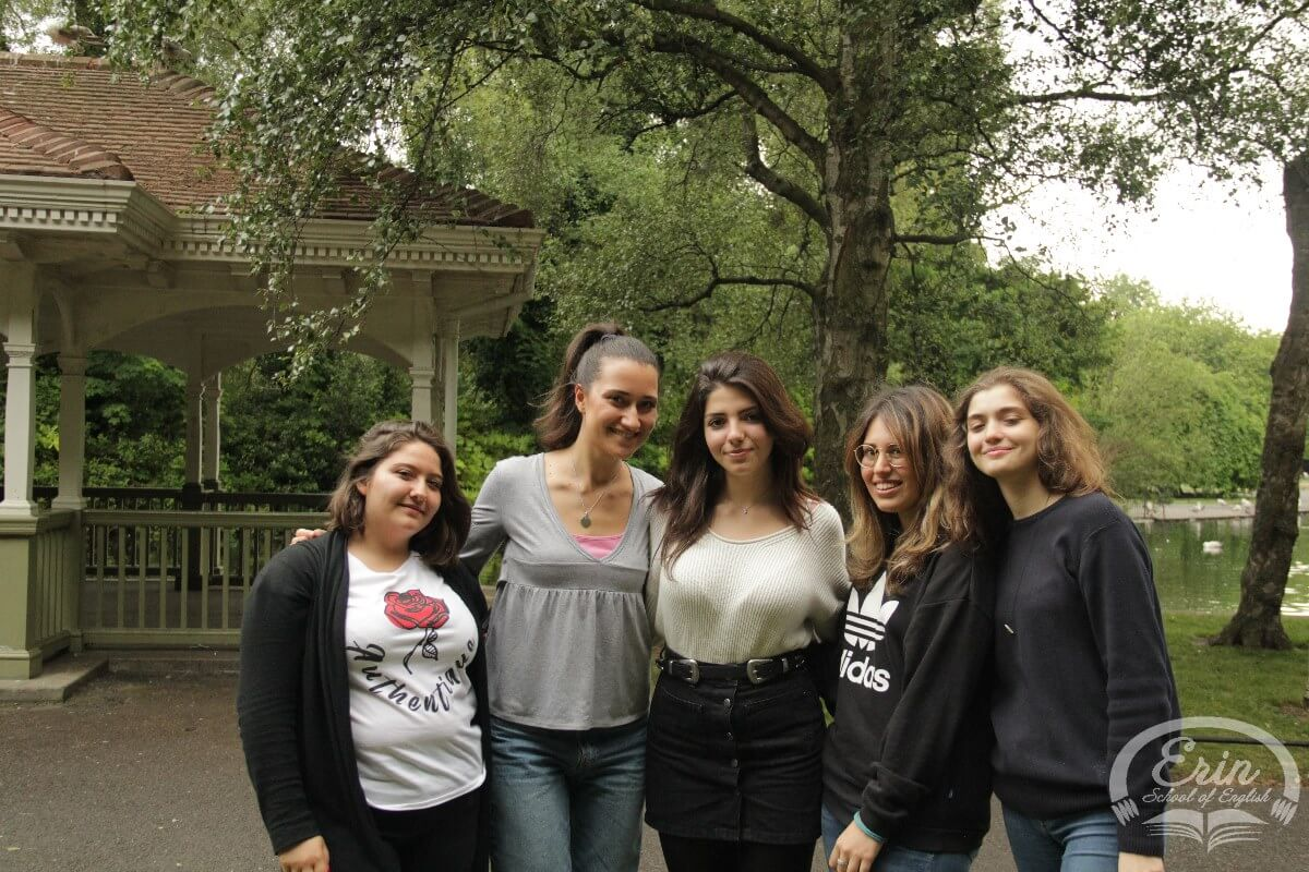 Russian Juniors And Italian Students At Erin (14)