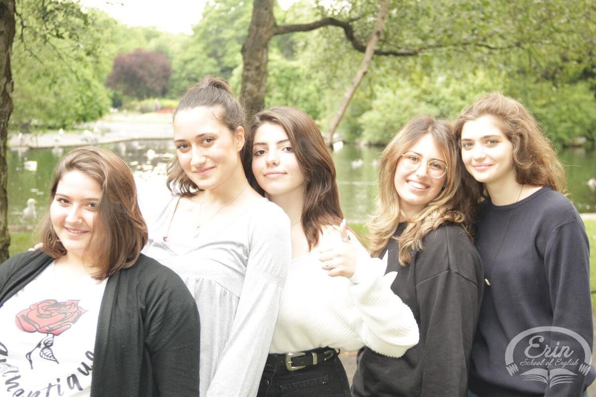 Russian Juniors And Italian Students At Erin (18)