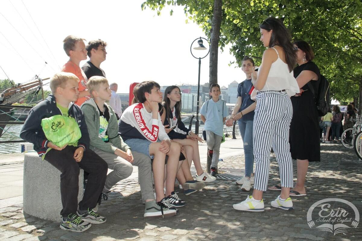 Russian Juniors And Italian Students At Erin (19)
