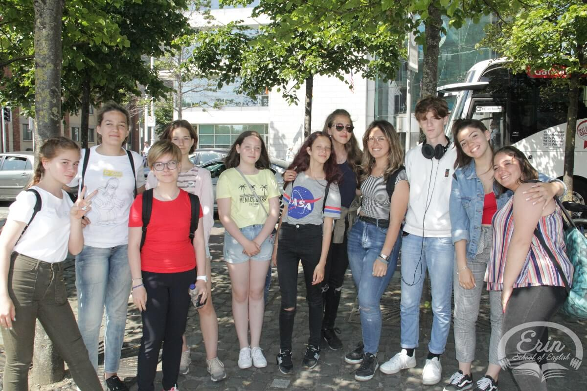 Russian Juniors And Italian Students At Erin (21)