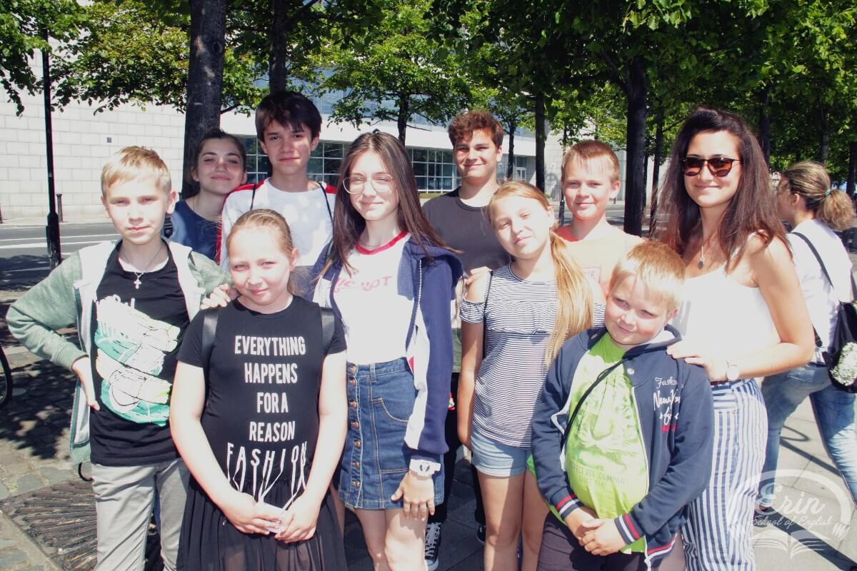Russian Juniors And Italian Students At Erin (22)