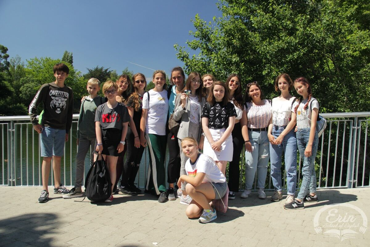 Russian Juniors And Italian Students At Erin (24)