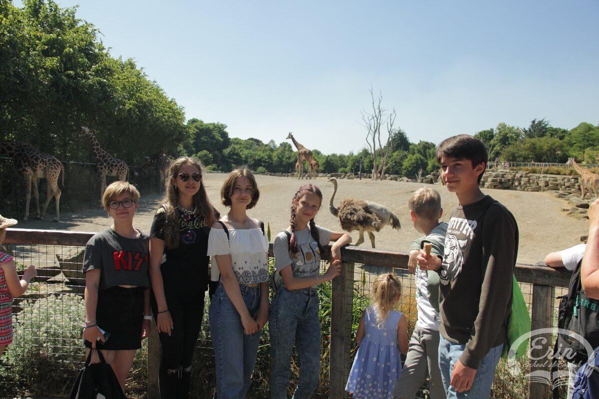 Russian Juniors And Italian Students At Erin (27)