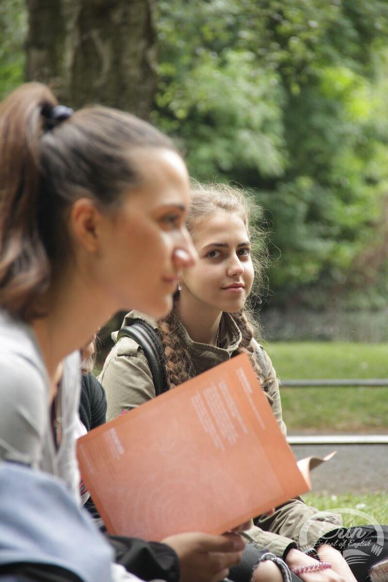 Russian Juniors And Italian Students At Erin (5)