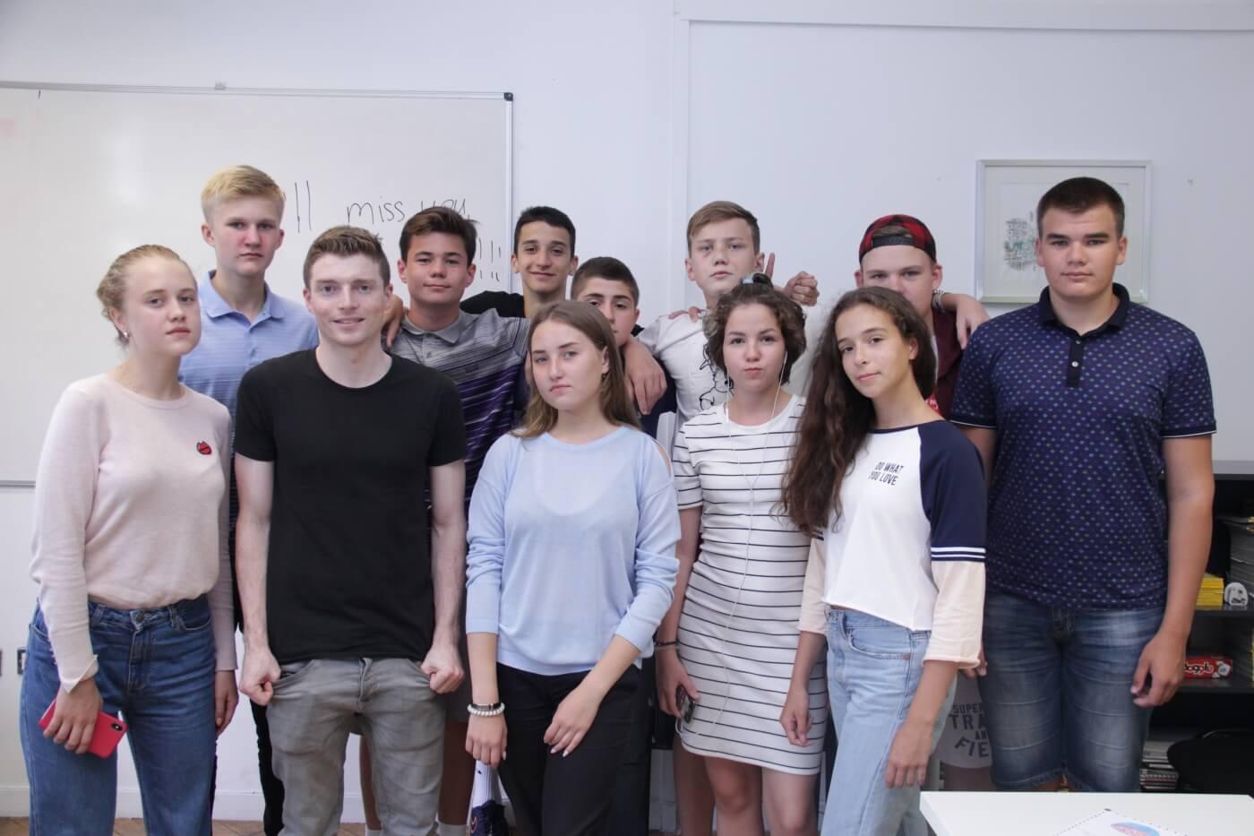 Saratov Group Robbie Class (2)