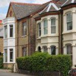 Host family accommodation house