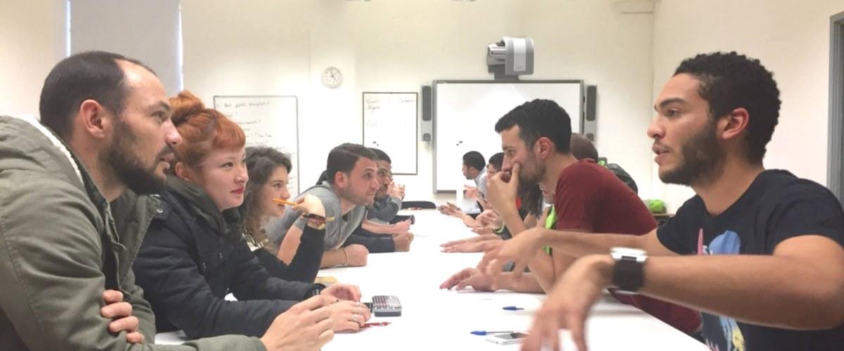 Inglês Geral para estudantes Não Europeu