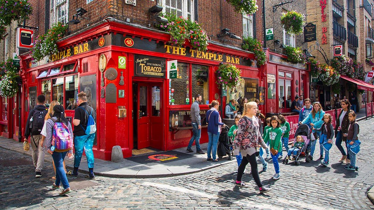 My internship in Dublin