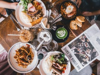 Where to eat in Dublin as an expat on a budget