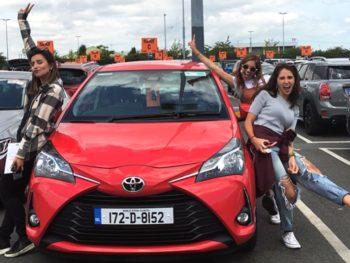 Consejos importantes para el aquiler de coches en Irlanda